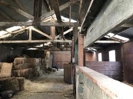 The Barn at the ready